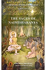 Brilliant As The Sun: A retelling of Srimad Bhagavatam: Canto One: The Sages of Naimisharanya Paperback