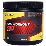 #5: MuscleBlaze PRE Workout 300, 0.55 lb Fruit Punch