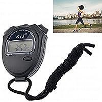Bridge2shopping KTJ TA228 Professional Handheld Sport Electronic Digital Chronograph Stopwatch