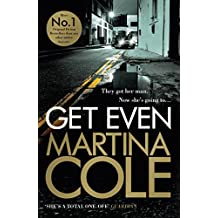 Get Even: A dark thriller of murder, mystery and revenge