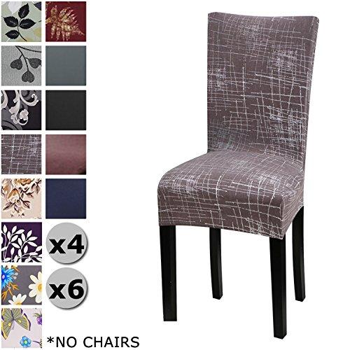 comprar fundas para sillas de comedor - Jueves LowCost