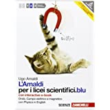 Amaldi per i licei scientifici.blu. Con Physics in english. Con interactive e-book. Con espansione online: 2