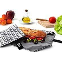 Sandwich wrap Boc'n'Roll Tiles (Black)
