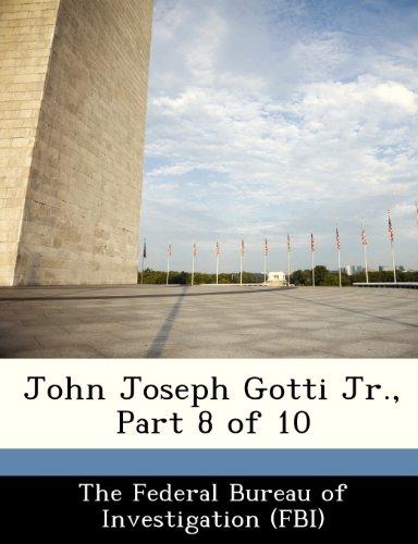 John Joseph Gotti Jr., Part 8 of 10 (Gotti John Jr)