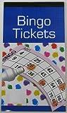 bingo tickets x 1 pad/bookletP
