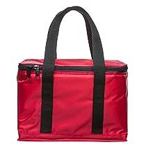 Sagaform Sac de Plage, Red (Rouge) - 5017437