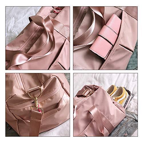 FEDUAN Damen Reisetasche Pink