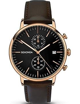 SEKONDA Unisex-Armbanduhr 1380.27
