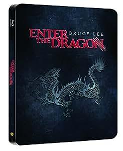 I Tre Dell'Operazione Drago Steelbook ( Blu Ray)