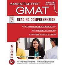 GMAT Reading Comprehension (Manhattan Prep GMAT Strategy Guides) (English Edition)