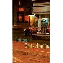 Spitzeltango: Roman