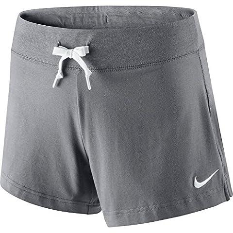 Nike W NSW Short Jrsy–Pantalon court pour femmes, Shorts Jersey, Taille S