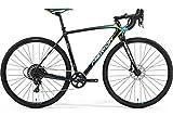 Unbekannt Herren Rennrad 28 Zoll schwarz - Merida Cyclo Cross 5000-11 Gänge Cyclocross