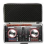 Khanka Duro Viaje Estuche Bolso Funda para Numark Mixtrack Pro 3 - Controlador DJ de 2 Decks para Serato DJ