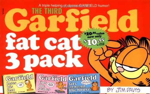 Garfield Fat Cat Pack: No.3 (Garfield Fat Cat Three Pack) by Jim Davis (1998-09-17)