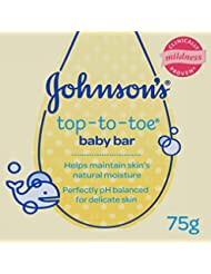 Johnson's Top to Toe Baby Bar (75g)