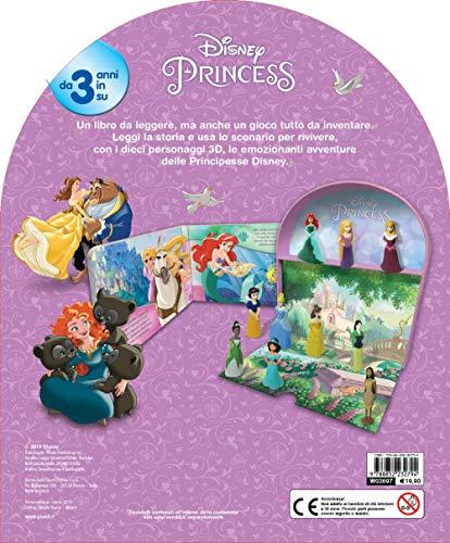Disney princess. Maxi libro gioca kit. Con 10 gadget - 2