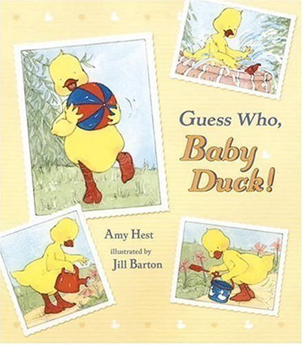 Preisvergleich Produktbild Guess Who, Baby Duck! by Amy Hest (2004-02-23)