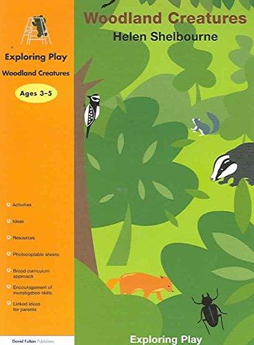 [Woodland Creatures] (By: Helen Shelbourne) [published: October, 2005]