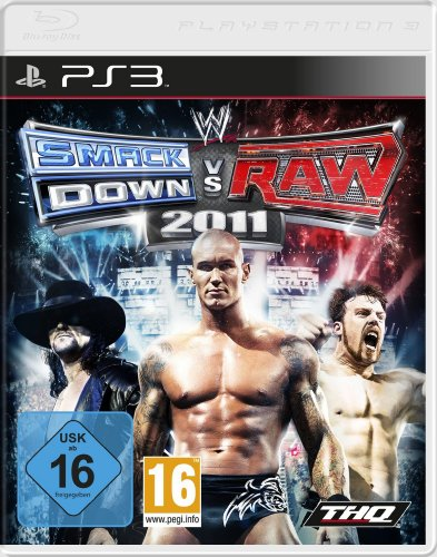 WWE Smackdown vs. Raw 2011 [Software Pyramide] (Ps3-wwe-wrestling-spiele)