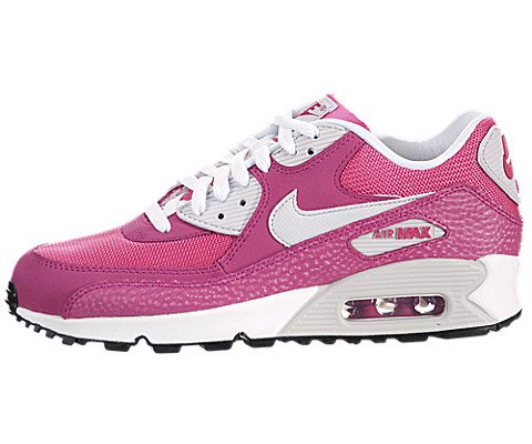 Nike Air Max GS 2007 Pink Youths Trainers Size 38 EU