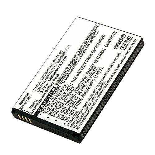 Batterie pour dell venue pro, venue li-ion, pa-d008 slim