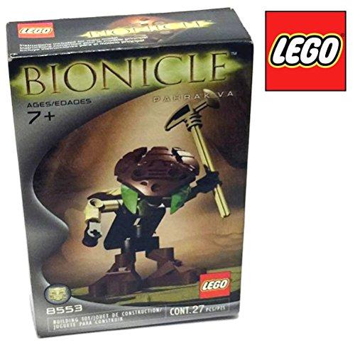 2002 Lego-sets (Lego Bionicle 8553 Pahrak Va - Bohrok Va by LEGO)