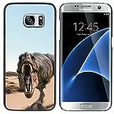 STPlus Dinosaure Animal préhistorique Coque Rigide Étui Cache pour Samsung Galaxy S7 Edge
