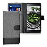 kwmobile Hülle für Blackberry DTEK50 - Wallet Case Handy