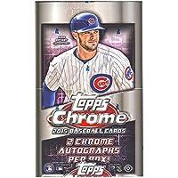 Topps 2015 Chrome Baseball Hobby Box MLB