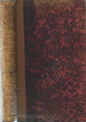 Le chasseur rustique, contenant la théorie des armes du tir et de la chasse au chien d'arrêt, en plaine, au bois, au marais, sur les bancs,... suivi d'un traité complet sur les maladies des chiens par J. Prudhomme par HOUDETOT Adolphe d'(& PRUDHOMME)