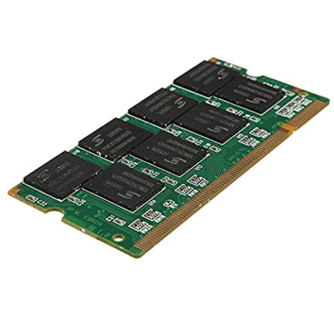 FamilyMall(TM)2x 1GB 1G Speicher RAM Memory PC2100 DDR CL2.5 DIMM 266MHz 200-pin Notebook Laptop
