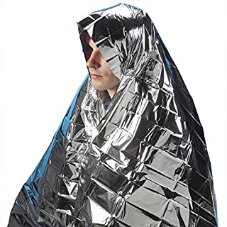 Steroplast Emergency Foil Camping Blanket Hiking First Aid