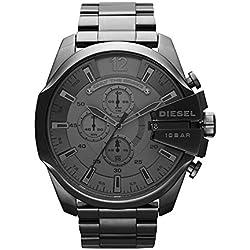 Diesel DZ4282 - Reloj de pulsera para Hombre, gris