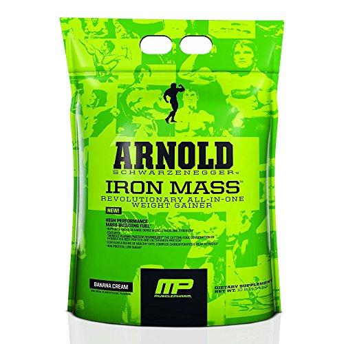 Arnold Schwarzenegger 4.5 kg Chocolate Series Iron Mass Supplements Test