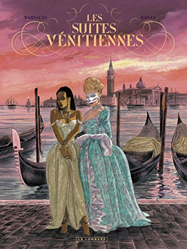 Intégrale Les suites vénitiennes - tome 1 - Intégrale Les suites vénitiennes 1