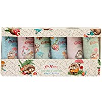 Cath Kidston Beauty Hedgehogs Travel Body Wash and Body Lotion Set, 30 ml (Set of 6)
