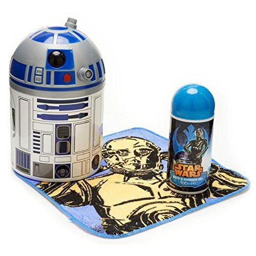 Star wars gel bain douche 3d 100 ml