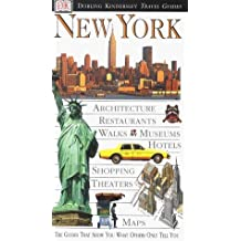 New York (DK Eyewitness Travel Guide) by Eleanor Berman (1993-09-09)