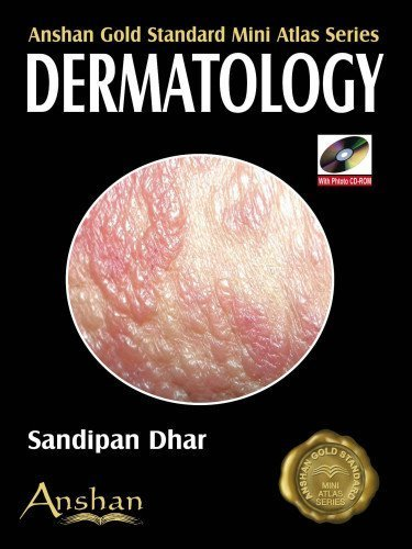 Mini Atlas of Dermatology (Anshan Gold Standard Mini Atlas) 1st Edition by Rajeev Sharma, Sandipan, M.D. Dhar, Ashok, Kumar, M.D. Bajaj (2007) Paperback
