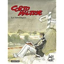 Corto Maltese en couleur, Tome 11 : Les helvétiques