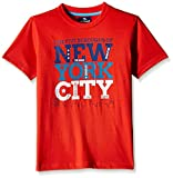 Nauti Nati Boys' T-Shirt (NAW16-928_Red_...