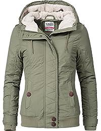 Sublevel Damen Jacke Winterjacke 44261B 4 Farben XS-XL