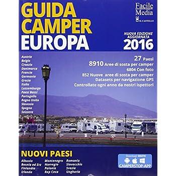Guida Camper Europa 2016