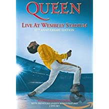 Queen - Live at Wembley - 25th anniversary edition