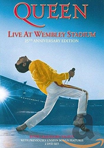 Live at Wembley 25th Anniversary [DVD] [2011]