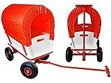 Iso Trade Bollerwagen Handwagen Transportkarre Transportwagen Gerätewagen 150kg #860