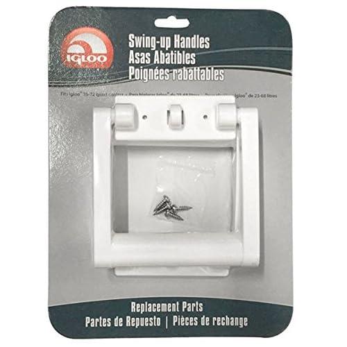 51IsRTa%2BTFL. SS500  - Igloo 21023 25-72-Quart Cooler Handles, White