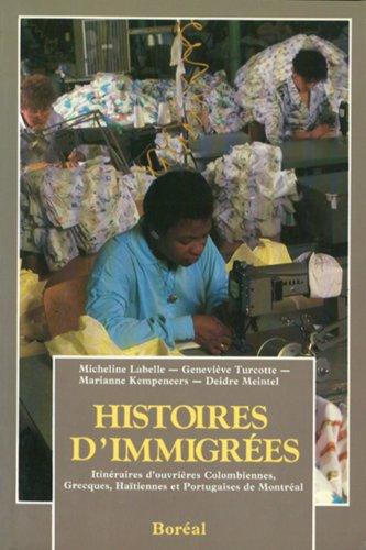Histoires d'immigrées