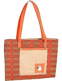 Carry Green Women's Lunch Bag Tiffin Bag Carry Bag Jute Bag Handbag